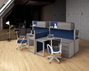 oficina azul sistema vivant
