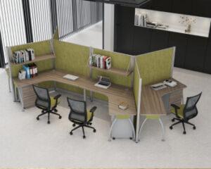 oficina tricetas verde