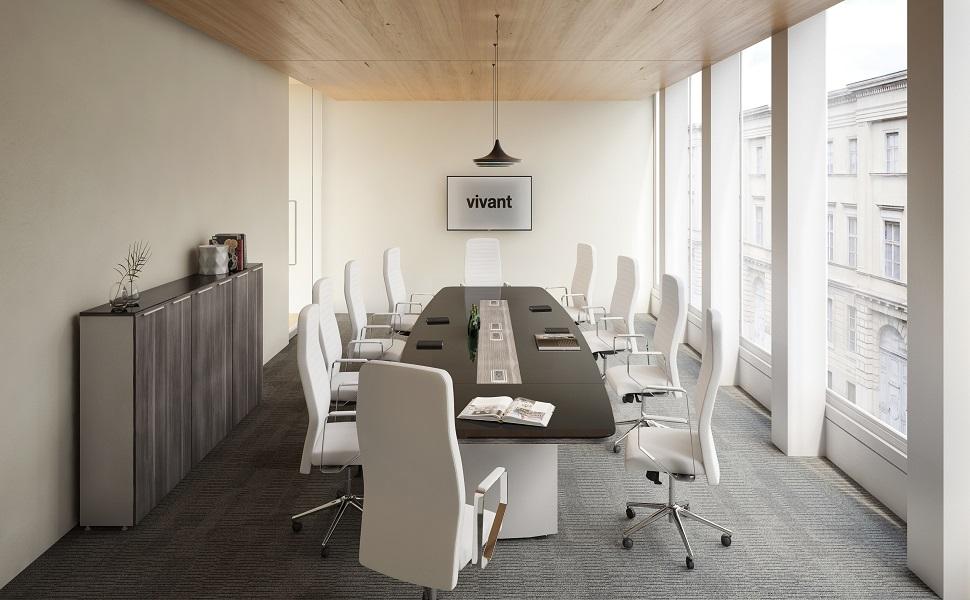 Elegir la mesa de juntas ideal